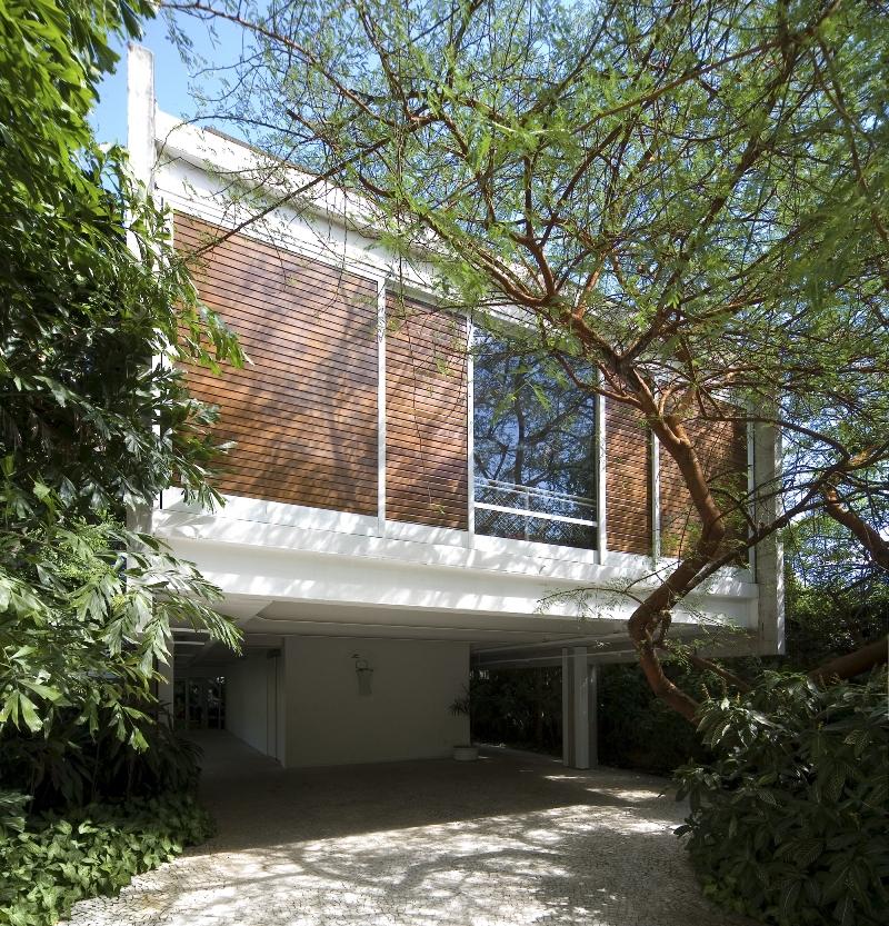 Residencia en barrio Itanhangá - Piratininga Arquitetos Associados